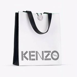 [LIMITED /with TAG] 🛍KENZO X H&M TOTE